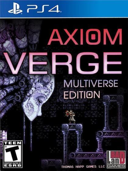 Axiom Verge - Multiverse Edition (PS4)