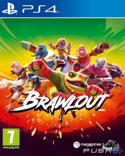 Brawlout (PS4)