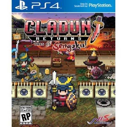 Cladun Returns This is Sengoku (PS4)