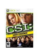 CSI Crime Las Vegas (XBOX360) Bazar