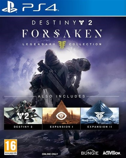 Destiny 2 Forsaken  Legendary Collection (PS4
