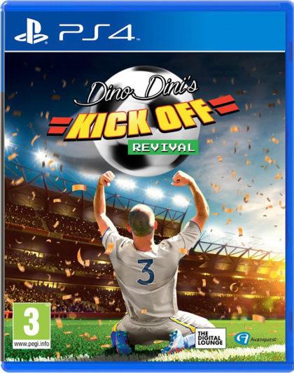 Dino Dinis Kick Off Revival (PS4)