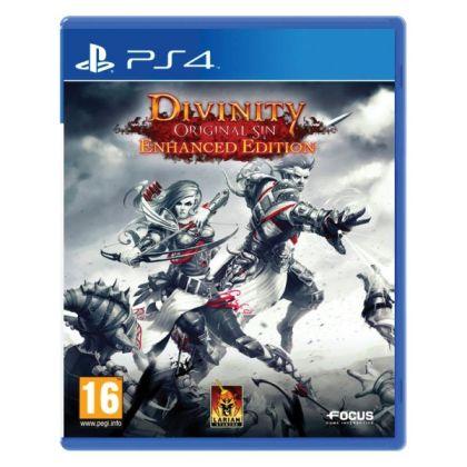 Divinity Original Sin 2  Enhanced Edition (PS4)