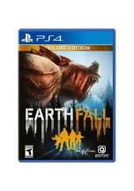 Earth Fall: Deluxe Edition (PS4)
