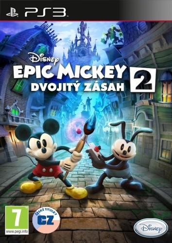epic mickey  0