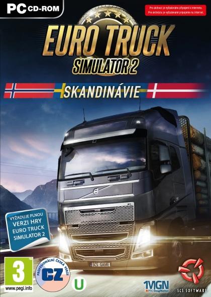 euro truck skandinavie