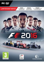 F1 2016 Limited Edition (PC)