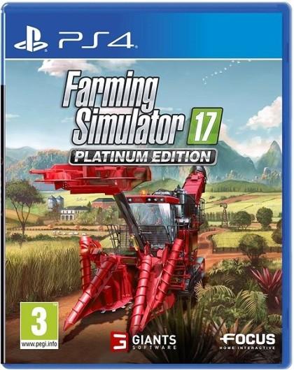 farming platinum 17
