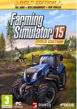 Farming Simulator 2015 GOLD EN (PC)