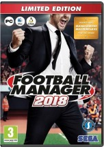 Football Manager 2018 Limitovaná Edice (PC)