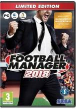 Football Manager 2018 Limitovaná Edice (PC)
