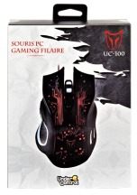 Gaming Mouse 2400dpi UC100 (PC)