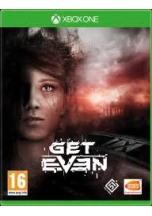 Get Even (XOne)