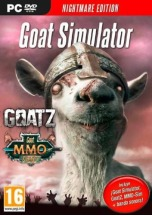 Goat Simulator Nightmare Edition (PC)