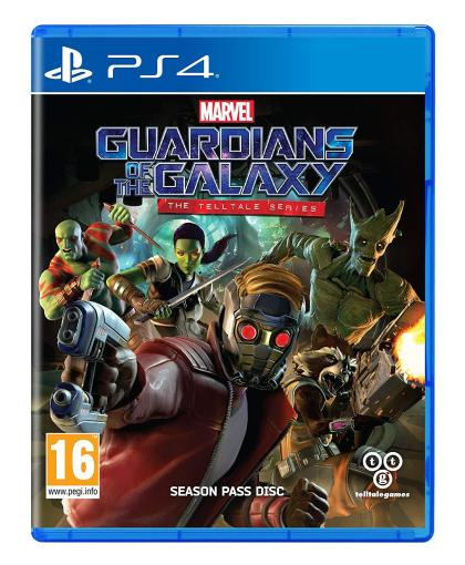 Guardians of the Galaxy The Telltale Series (PS4)