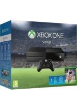 Herní konzole Microsoft Xbox One 500 GB + FIFA 16 + 1 měsíc EA Access