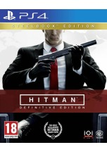 Hitman Definitive Steelbook Edition (PS4)