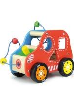 Hračka vzdělávací VILAC MOTORICKÉ AUTO dřevěná