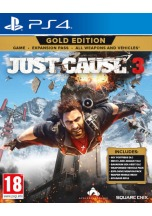 Just Cause 3 Gold Edition (PS4)