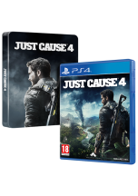 Just Cause 4 Steelbook Edition (PS4)