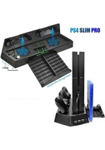 KJH 3IN1 MULTIFUNCTION STAND FOR PS4/PS4 PRO/PS4 SLIM