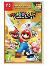 Mario Rabbids Kingdom Battle (Gold Edition)