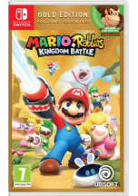 Mario + Rabbids Kingdom Battle Gold (Switch)