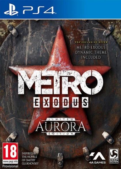 Metro Exodus Limited Aurora Edition (PS4)