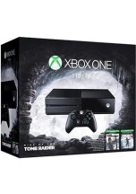 MICROSOFT XBOX ONE 1TB HDD herní konzole + Rise of the Tomb Rider + Tomb Raider Definitive Edition