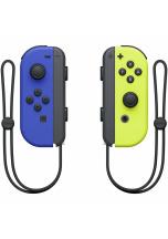 Nintendo Switch Joy-Con ovladače Neon Green/Neon Pink