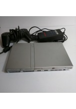 Playstation 2 Silver Bazar