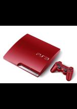 Playstation 3 Slim Red Bazarové