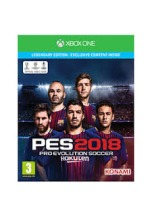 Pro Evolution Soccer 2018 Legendary Edition (XOne)