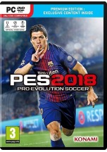 Pro Evolution Soccer 2018 Premium Edition (PC)