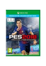 Pro Evolution Soccer 2018 Premium Edition (XOne)