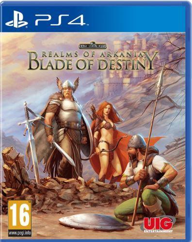 Realms of Arkania Blade of Destiny (PS4)