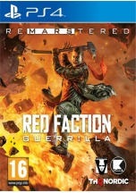 Red Faction Guerrilla Re-Mars-Teredo (PS4)