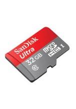 SanDisk microSDXC 32GB Ultra Android UHS-I