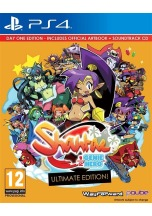 Shantae: Half Genie Hero - Ultimate Day One Edition (PS4)