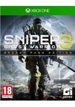 Sniper: Ghost Warrior 3 Season Pass Edition (XOne)