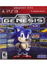 Sonic Ultimate Genesis Collection (PS3)