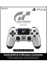 Sony Dualshock 4 GT Sport Edition (PS4)