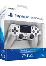 Sony Dualshock 4 Silver v2 (PS4)