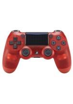 Sony Dualshock 4 Translucent Red v2 (PS4)
