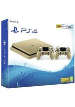 Sony PlayStation 4 500 GB Slim - Gold Limited Edition