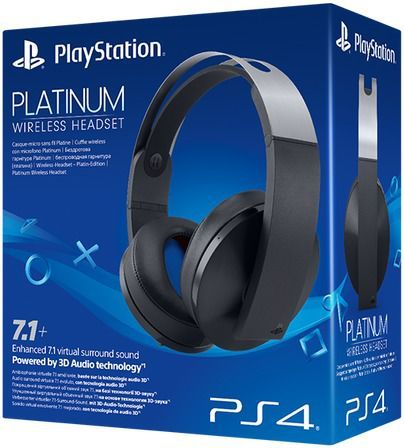 Headset platinum