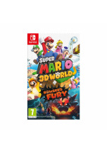 Super Mario 3D World + Bowsers Fury