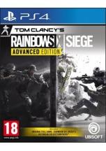 Tom Clancys Rainbow Six: Siege Advanced Ed. (PS4)