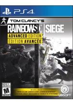 Tom Clancys Rainbow Six: Siege (Advanced Edition) PS4