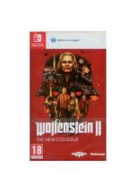 WOLFENSTEIN II (Switch) Používáno